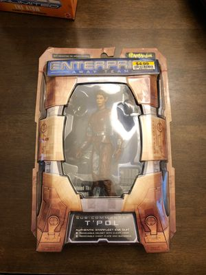 STAR TREK ACTION FIGURE COLLECTIBLE for Sale in Ramona, CA