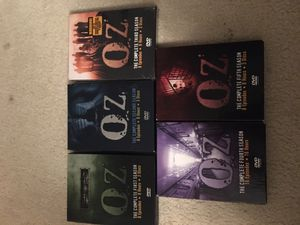 Oz - Season 1-5 for Sale in San Diego, CA