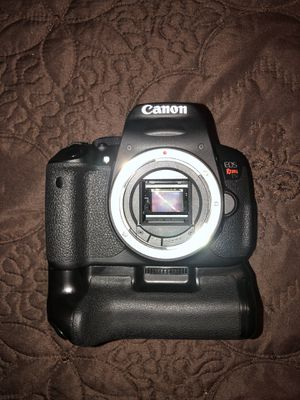 T5i Camera for Sale in Los Angeles, CA