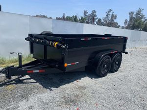 Dump Trailer 8x12x2 for Sale in Los Angeles, CA