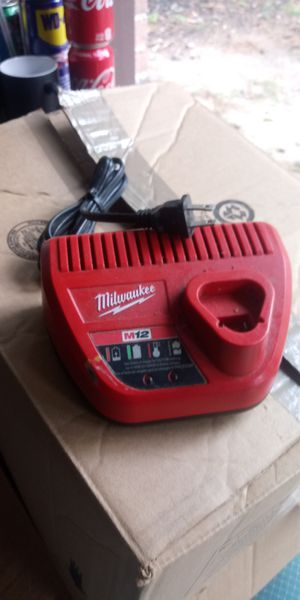 Milwaukee M12 Battery Charger for Sale in Spring, TX