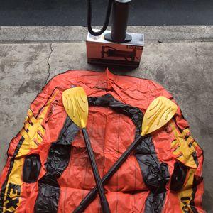 Raft Oars Air Pump for Sale in Beaverton, OR