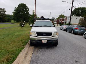 F150 for parts or motor is over heating 1600 or best offer comes with camper and a lader rack call or text {contact info removed} for Sale in UNIVERSITY PA, MD