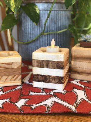 Succulent or Candle Holders for Sale in Elk River, MN