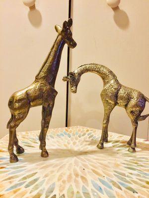 Set of 2 giraffes for Sale in Seattle, WA