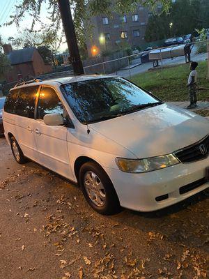 Honda Oddysey van 2003 for Sale in Washington, DC