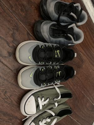 Toddler kid shoes size 10c for Sale in Dallas, TX
