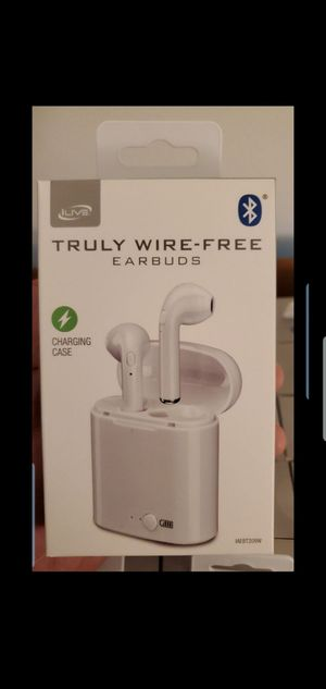 Truly wire-free earbuds (Bluetooth) for Sale in Lynnwood, WA
