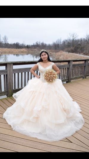 Quinceanera dress for Sale in Herndon, VA