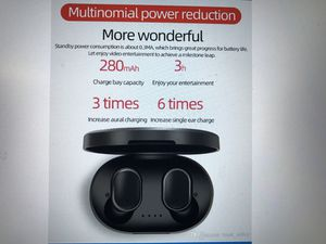 5.0 wireless Bluetooth earbuds headphone for Samsung iphone xiaomi for Sale in Austin, TX