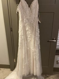 Melissa Sweet Size 10 Wedding Dress for Sale in Destin,  FL
