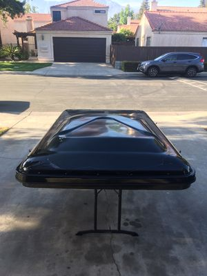 Pop up camping roof tent for Sale in Rancho Cucamonga, CA