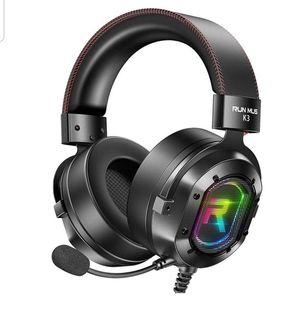 RUNMUS Gaming Headset for Sale in Ashburn, VA