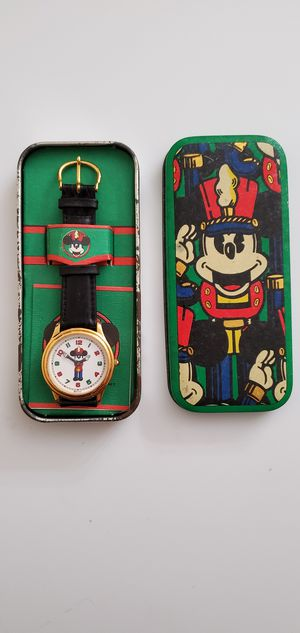 Mickey Mouse watch (1991 Christmas) for Sale in Lewis Center, OH