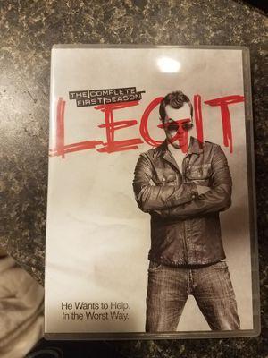 Legit (the Complete 1st Season) for Sale in Providence, RI