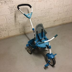 Little Tikes Ride 'N Learn Tricycle with Parental Handle for Guidance for Sale in Alexandria, VA