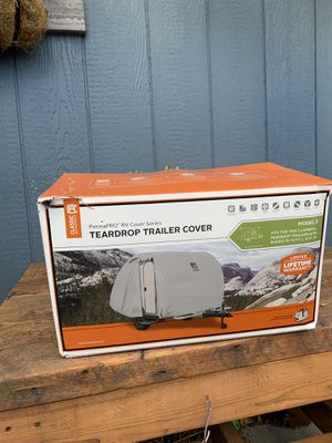 Teardrop cover for Sale in Oregon City, OR