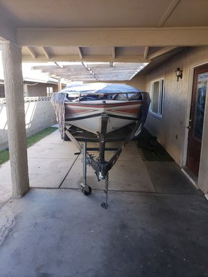Boat and trailer for Sale in Las Vegas, NV