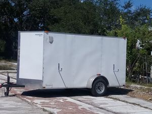 2017 warrior enclosed trailer for Sale in Kenneth City, FL