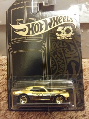 Chase Hot Wheels Golden '67 Camaro for Sale in Greencastle, IN