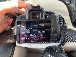 Cannon camera for Sale in Fresno, CA