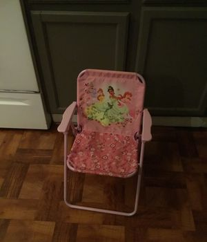 Kids princess chair for Sale in Portland, OR