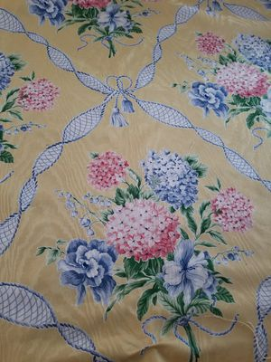 P. KAUFMANN fabric remnant 1+yards FRENCH COUNTRY - shipping only for Sale, used for sale  Pembroke Park, FL