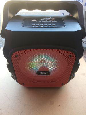 Portable speaker AEK CEBER for Sale in Tracy, CA