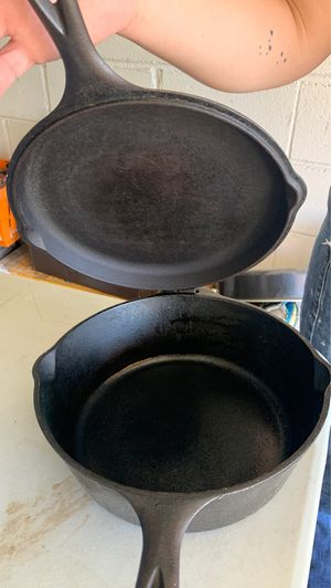 CAST IRON PAN for Sale in Los Angeles, CA