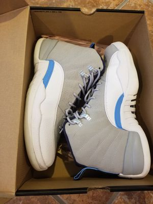 Nike air jordan 12s unc size 9.5 for Sale in UPPR MARLBORO, MD