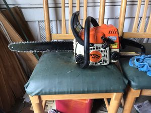 Stihl ms 170 for Sale in St. Cloud, FL