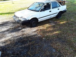 90 Toyota Corolla for Sale in Plant City, FL