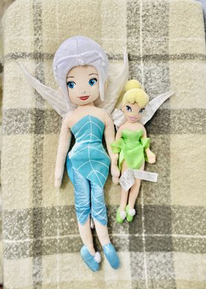 Disney Periwinkle & Tinker plush dolls for Sale in Compton, CA