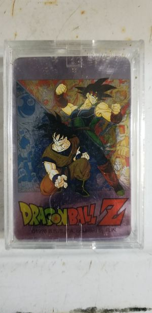 Dragonball z cards for Sale in Antioch, CA