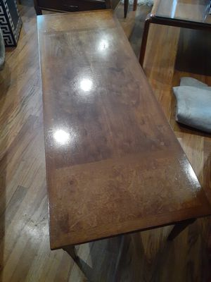 MID CENTURY 3 pc COFFEE TABLE END TABLE SIDE EVC for Sale in Asbury Park, NJ