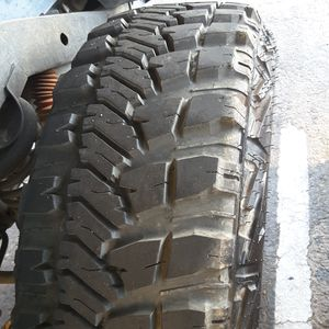 """37"""" jeep wrangler wheels and tires for Sale in Scottsdale, AZ"""