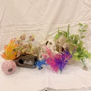 Aquarium Fish Tank Decoration Lot for Sale in Irvine, CA