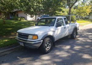 93 ford ranger low miles Thule rack for Sale in Round Rock, TX