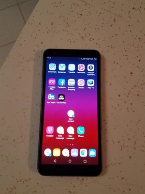 LG Arista 4 Cell Phone - T Mobile for Sale in Jersey City, NJ