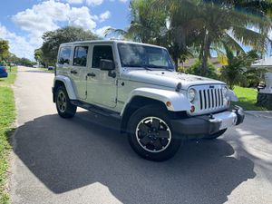 2012 JEEP WRANGLER for Sale in Hollywood, FL