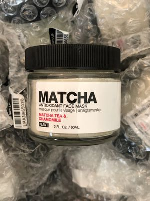 Plant Apothecary Matcha Antioxidant Face Mask Chamomile 2oz. for Sale in Rocklin, CA