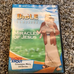 Bible Animated Classics DVD for Sale in Suffolk, VA