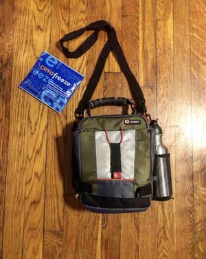 """Ci Sport """"Therma-Flect"""" Lunch Bag. Paid $29 Insulated, EUC, Camping Hiking. Excellent condition for Sale in Washington, DC"""