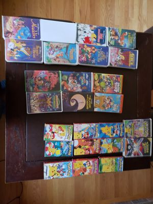 VHS Movies & Collectibles for Sale in Issaquah, WA