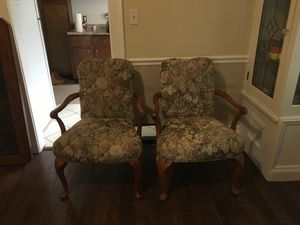 2 antique chairs for Sale in Parma, OH