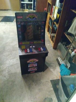 Arcade Style Street fighter 2 for Sale in Federal Way, WA