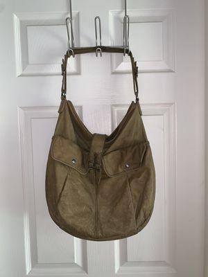 J Crew Olive Hobo Vintage Bag for Sale in Austin, TX