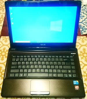 Asus laptop - restored - Intel i5 - Win10 - Office16 - Clean for Sale in Arlington, TX
