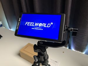 Feelworld Master MA6 On Camera Monitor for Sale in Tampa, FL