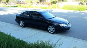2006 Subaru legacy stick shift for Sale in Perris, CA